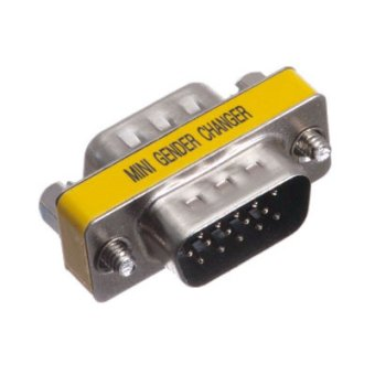 DB15 HDD B15 VGA Male to Male Adapter ...