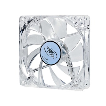 Deepcool XFAN 120mm L/B Transparent fan frame with Blue Led Fan