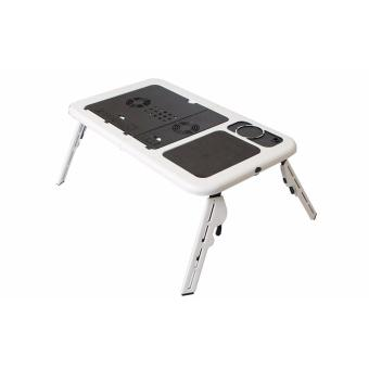 Deluxe E-Table Foldable Laptop Cooler