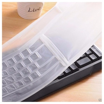Desktop Keyboard Skin Protector Cover