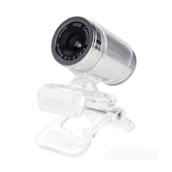 Desktop USB 12MP HD Computer Camera Webcam for PC Laptop(White) -intl