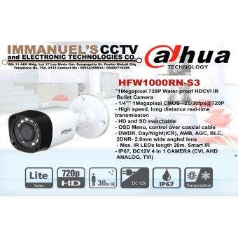 DH-HAC-HFW1000RN-S3-0280B Price Philippines