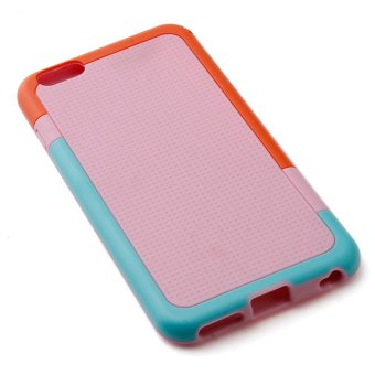 Digibabe Wallnut Case 3 for Apple iPhone 6 Plus (Light Pink)