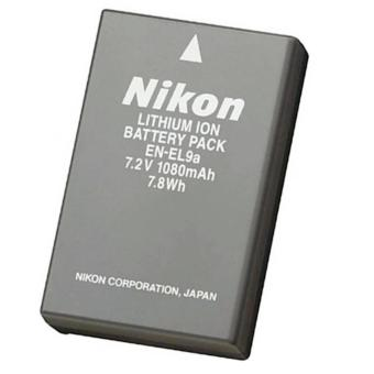 Digital Camera Battery for Nikon EN-EL9 EN-EL9A D3X D40X