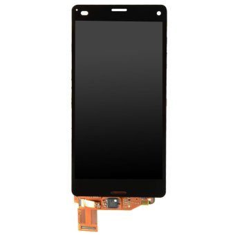 Digitizer LCD Display for Sony Xperia Z3 Mini D5803 (Black) - Intl