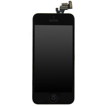 Display Touch LCD Screen for iPhone 5 (Black)- - intl