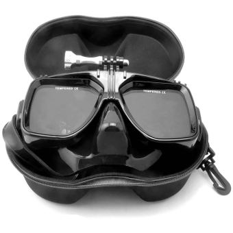 Diving Mask with GoPro Camera Mount - picture 2
