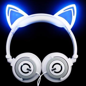 Price List New Dj Cat Ears Headphones [blackgray] Check Price
