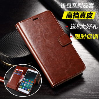 Doormoon Faux Leather Flip Case for OPPO Series