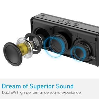 DOSS SoundBox Color Portable Wireless Bluetooth Speaker - 2