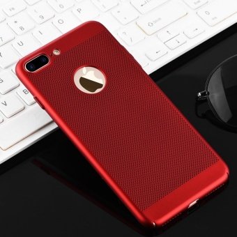 Dotted Heat dissipation case cover for Apple iPhone 6 Plus / 6sPlus(red) - intl