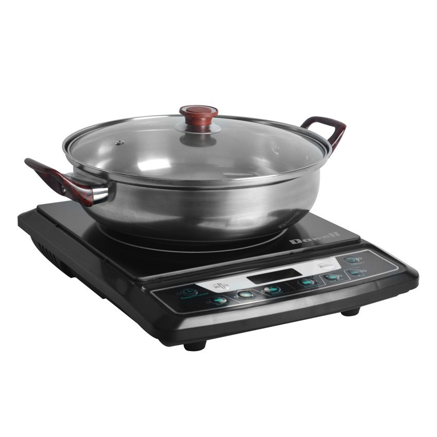 induction cooker w ceramic top