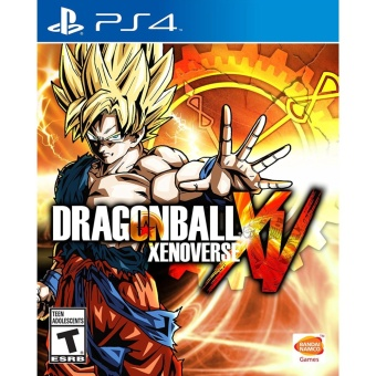 DRAGON BALL XENOVERSE PS4 GAME R3,R1 MINT CONDITION Price Philippines