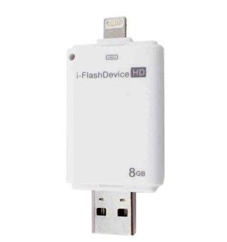Drive HD USB 8-Pin Port Flash Memory Stick Card for iPhone 5 6 Plus iPod iPad 8GB - picture 2