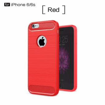 DTD Armor Luxury Fashion Soft Back Cover Case For iPhone 6s 4.7inchBack Cover Shell Coque Case Capa - intl Price Philippines