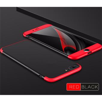 DTD Luxury fashion 3 in 1 armor case for Apple iPhone 6 plus 5.5inch 360 Degree Full Cover Anti-Knock Plastic Phone Protective Case+Tempered Glass Price Philippines
