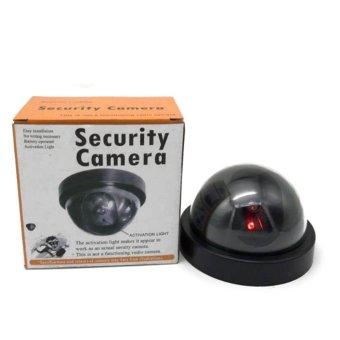 Dummy Fake Round Security Surveillance Camera Set of 2 - 4