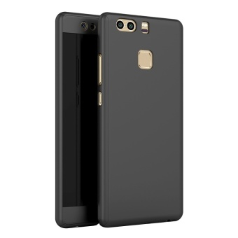 E-leen 360 Degree Silky Full Body Front and Back Protection PhoneCase Sleeve for Huawei Ascend P9 - intl