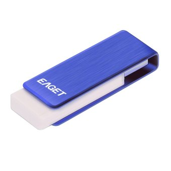 EAGET USB 3.0 16GB Flash Drive Portable Pendrive High Speed Memory Stick(Blue) - Intl