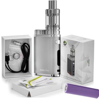 Eleaf iStick Pico 75W Starter Kit Cigarette With Battery (Silver)