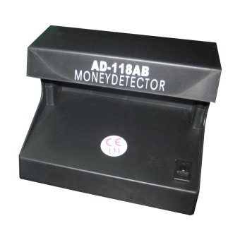 Electronic Mini Money Bill Currency Detector UV light