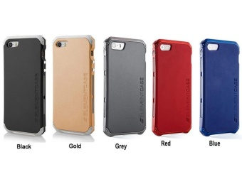 Element Case Solace Protective Casing For Apple iPhone 6 Plus / 6s Plus (Blue) - 3