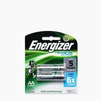 Energizer Recharge Extreme AA Battery