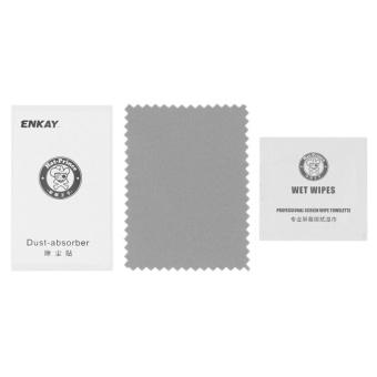 ENKAY Hat-Prince For Garmin Forerunner 935 Smart Watch 0.2mm 9HSurface Hardness 2.15D Explosion-proof Tempered Glass Full ScreenFilm - intl - 5