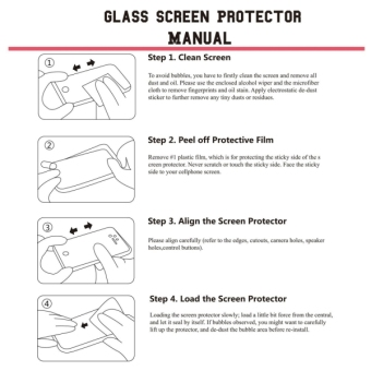 ENKAY HD Screen Protector For Samsung Galaxy S7 Edge / G935 (Clear) - 5