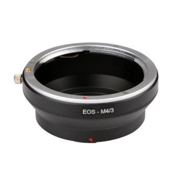 EOS-M4/3 for Canon EOS EF Mount Lens To Olympus Micro 4/3 AdapterRing - intl