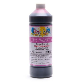 Epson Elite Premium Japan Dye Ink Compatible 1 Liter (LightMagenta)