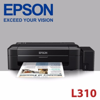 Epson L310 Single Function Ultra High speed up to 33 ppm (9.2ipm)Ink Tank Colored Printer - NEW EPSON L-SERIES