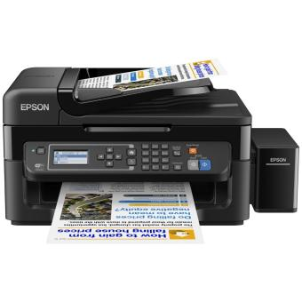 Epson L565 Wi-Fi Direct, ADF and FAX Ready, All-in-One Ink TankPrinter