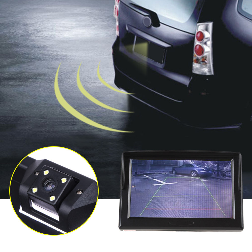 Philippines | European License Plate Frame Rear View Car Camera Auto ...