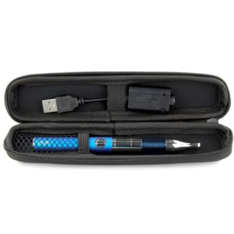 EVOD Electronic Cigarette Vape with Case (Blue) - 2