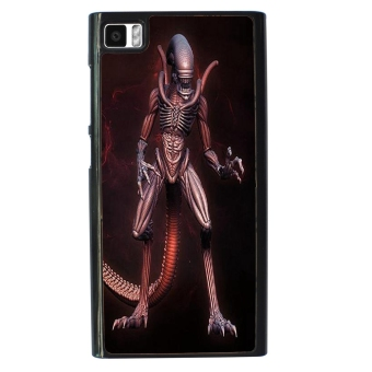 Extraterrestrial Pattern Phone Case for Xiaomi Mi3 (Multicolor)