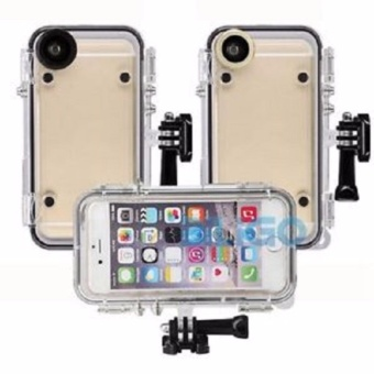 EXTREME SPORTS WATERPROOF CASE IPHONE 6 Plus / 6s Plus