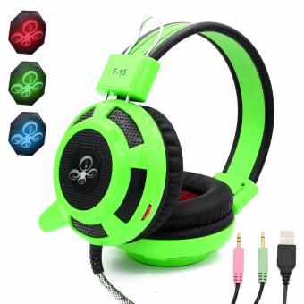 F15 Drone Lighting PC Gaming Headset Price Philippines