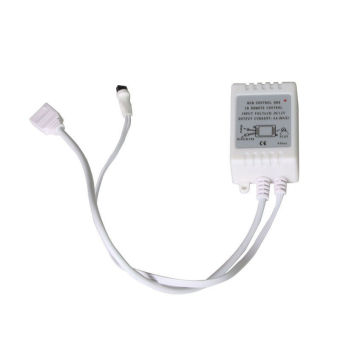 Fang Fang 12V 24 Key IR BOX Remote Control Controller For 3528 5050RGB LED Light Strip - intl