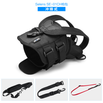 Fast photography SLR camera photography gun bag