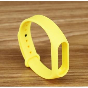 Fengsheng Fashion Mi Band 2 Smartband Smart Bracelet Wrist StrapFilm Sets for Xiaomi Fitness Activity Tracker - intl - 5