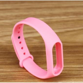 Fengsheng Fashion Mi Band 2 Smartband Smart Bracelet Wrist StrapFilm Sets for Xiaomi Fitness Activity Tracker - intl - 4