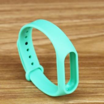 Fengsheng Fashion Mi Band 2 Smartband Smart Bracelet Wrist StrapFilm Sets for Xiaomi Fitness Activity Tracker - intl - 3