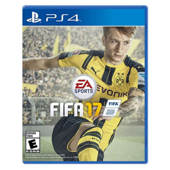 Fifa 17 (R3) for PS4 Price Philippines