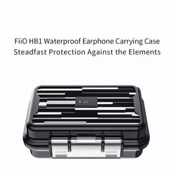FiiO HB1 Water Proof Earphone Carrying Case Price Philippines