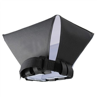 Flash Diffuser Studio Pop-up Universal Soft Box For Canon Nikon Sigma Off-Camera New - intl - 3