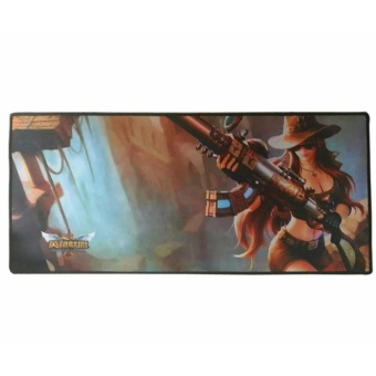 FLASH M14 Long Mouse Pads Speed Version Mousepad for Gamer GamingMousepad Play Mat Keyboard Pad
