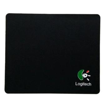 FLASH Ultra Thin Mouse Pad Mat Mice Natural rubber Mutispandex(Black)