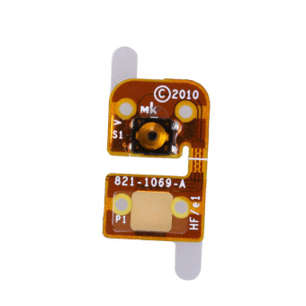 Flex Cable Keypad Home Button Repair Part for IPod Touch 4thGeneration