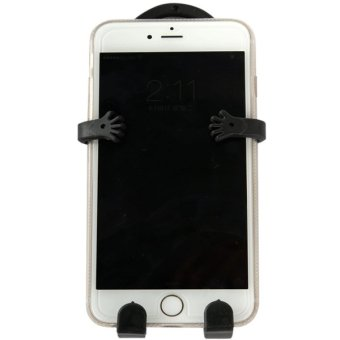 Flexible Cellphone Holder (Black)
